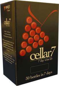Cellar 7 Merlot Red Wine