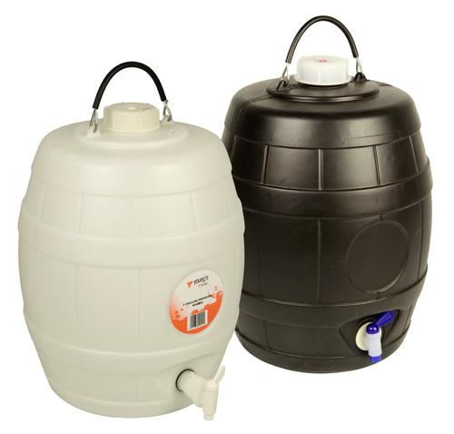 5 gallon Keg-shaped barrel