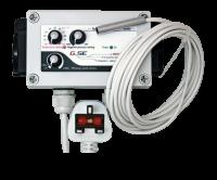 GSE Controller Temperature & Negative pressure