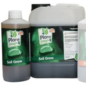 Plant Magic Plus Soil Grow