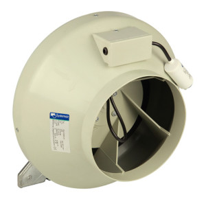 Systemair Inline Turbo Fans