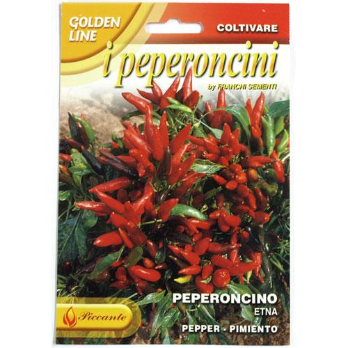 Etna Chilli Pepper Seeds