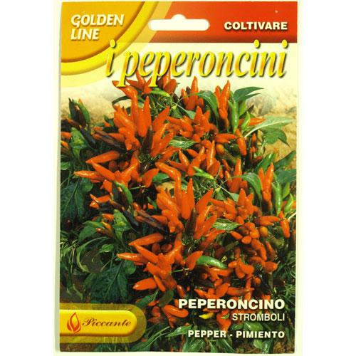 Stromboli Chilli Pepper Seeds