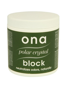 Ona Polar Crystal Block