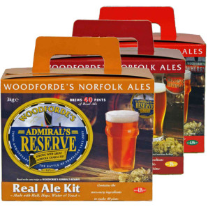 Woodforde's Norfolk Ale Kits