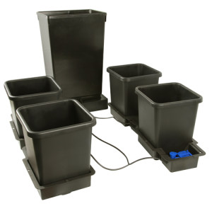 AutoPot Single Tray System - 4 pot