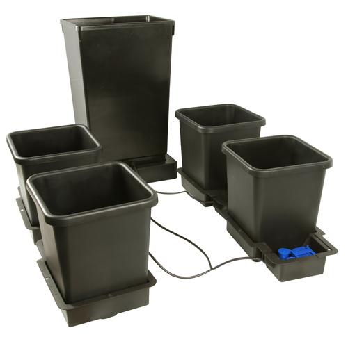 AutoPot Single Tray System - 4 pot