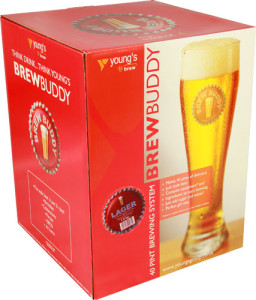 Youngs brew buddy starter kit