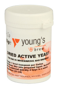 Dried Active Yeast