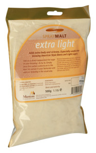 Spray Malt Extra Light