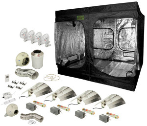 Green Room GR 240 Grow Tent Kit