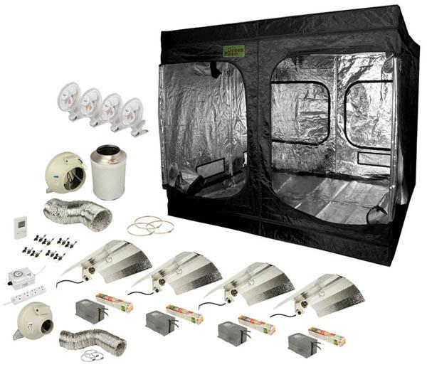 Green Room GR 240 Grow Tent Kit