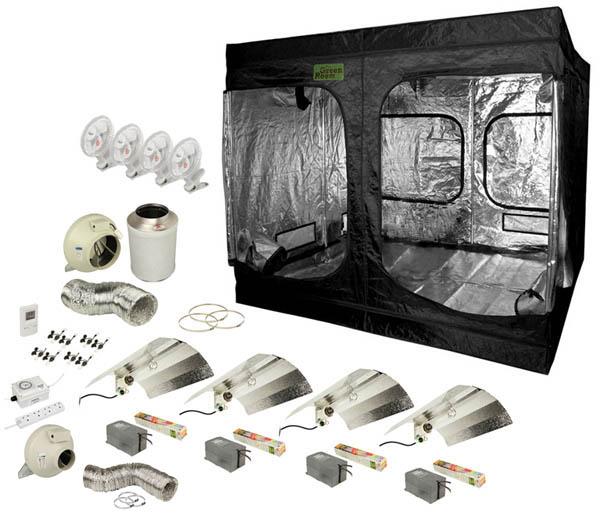 Green Room GR 240 Grow Tent Kit  sc 1 st  The Inner Garden & Green Room GR 240 Grow Tent Kit - The Inner Garden