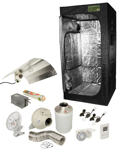 Green Room GR 100 Grow Tent Kit