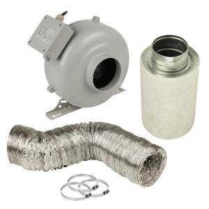 Home Edition Ventilation Kits
