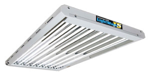 Lightwave T5 Flourescent 8-Tube (4ft)