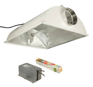 Compact Air Cooled Silverstar lighting Combo