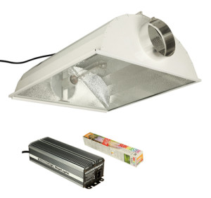 Digital Air Cooled Silver star Lighting Combo