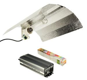 Euro Reflector Sunmaster Hobby Dimable 600w DIGITAL kit