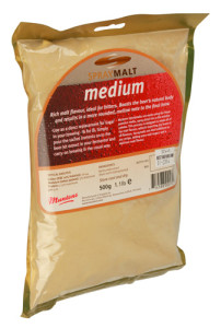 Spray Malt Medium