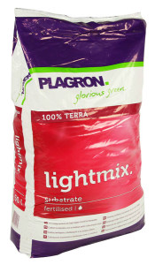 Plagron Light Mix Peat Soil