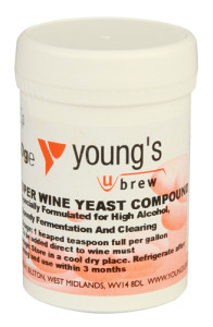 Super Wine Yeast Compound